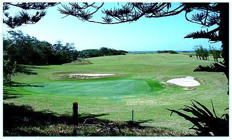 Kahuku Golf Course