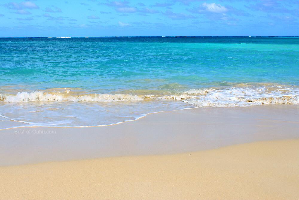 Kailua Beach Sand