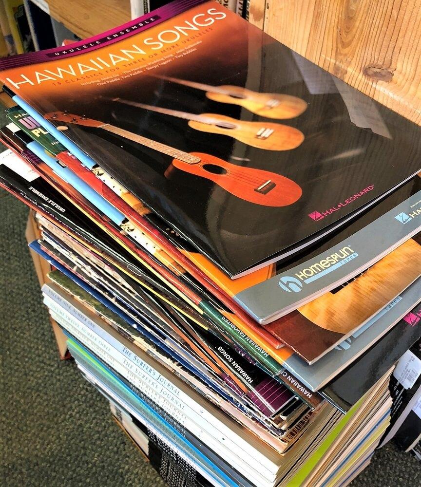 Kailua Bookends Sheet Music