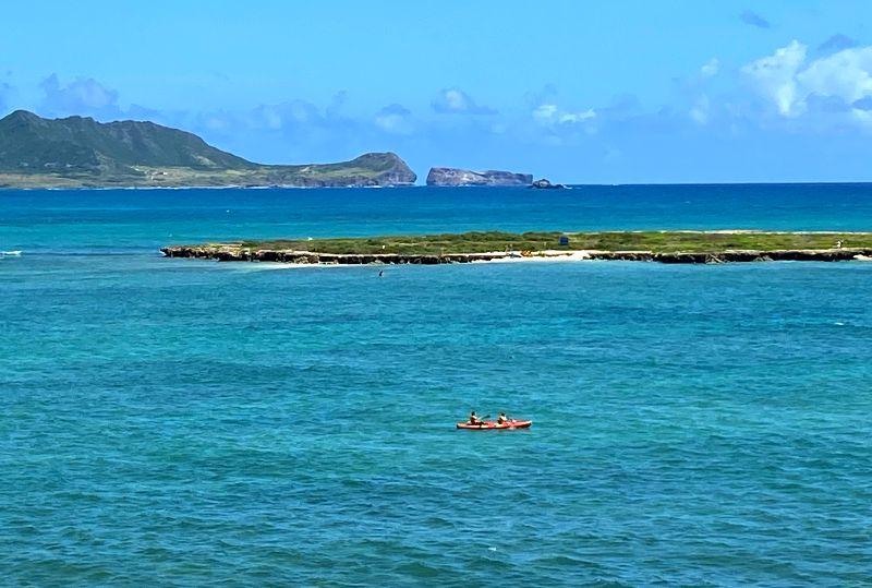 Kailua Flat Island Kayak