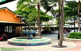 Kailua Downtown