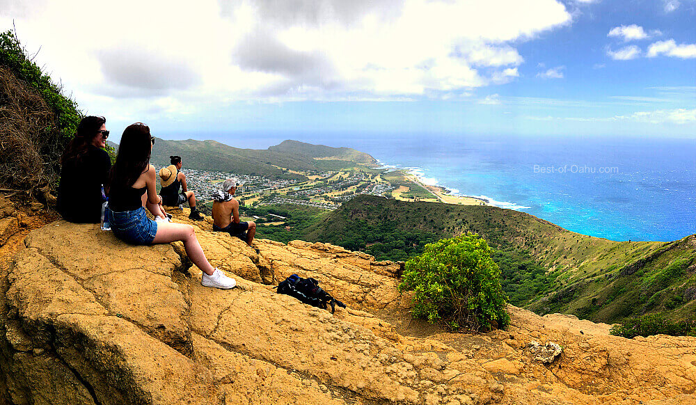 Koko Crater Trail Top
