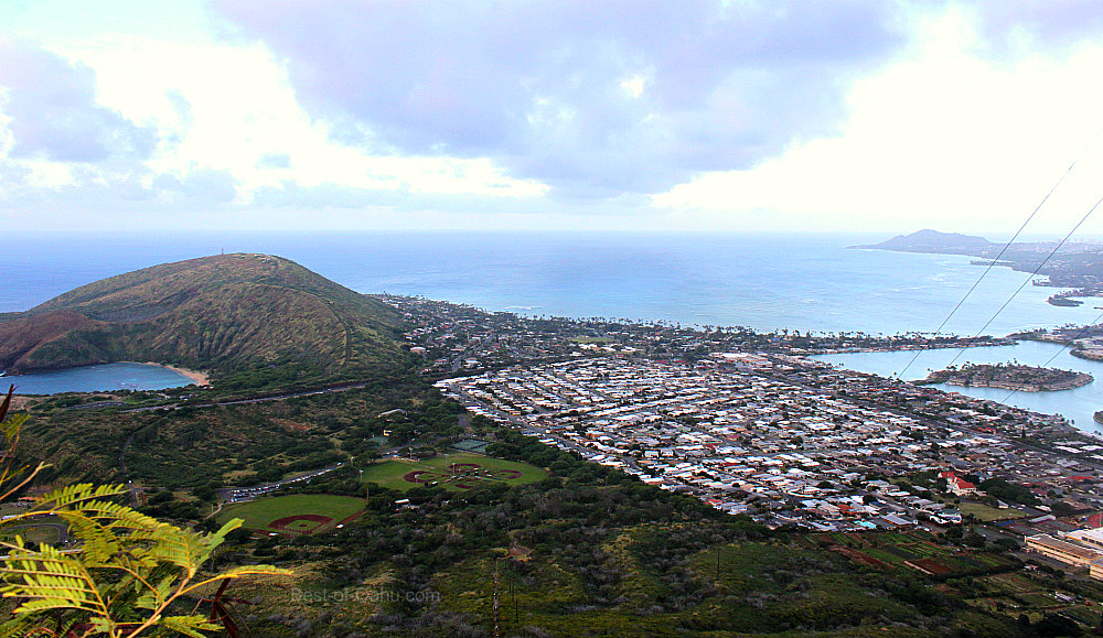 Koko Head Top View