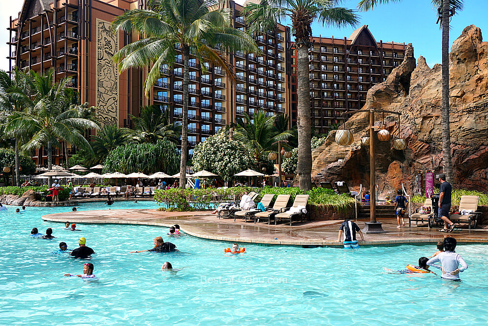 Aulani Disney Resort Pool