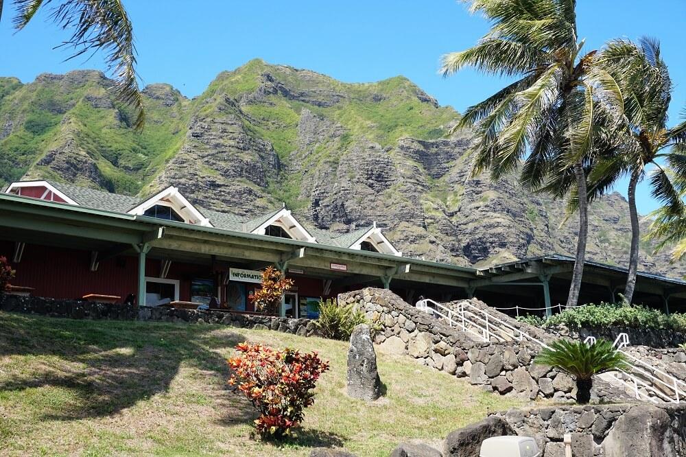 Kualoa Ranch Entrance