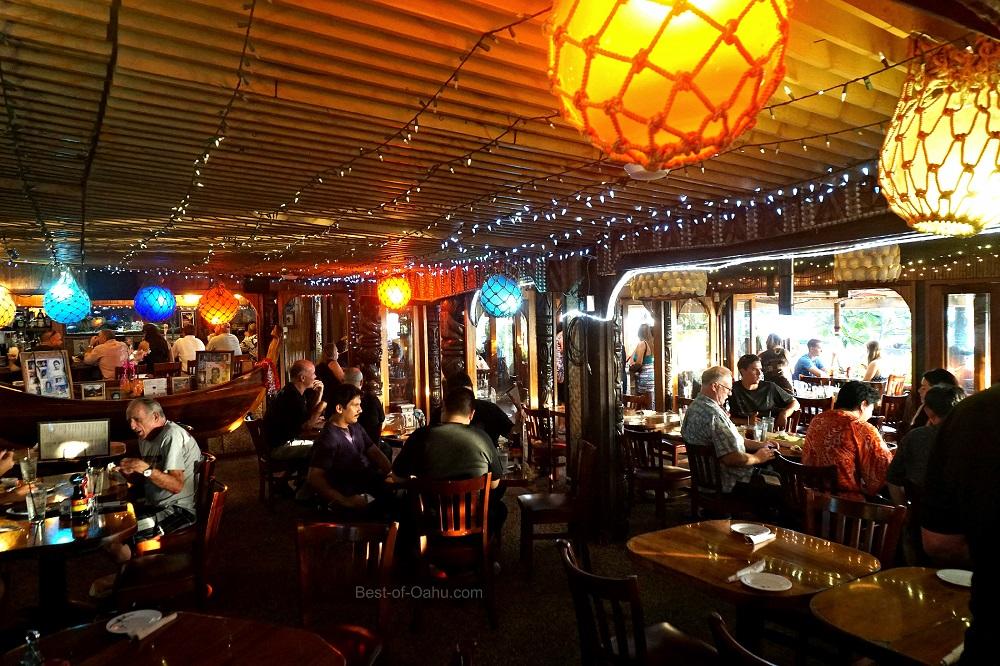 La Mariana Tiki Bar