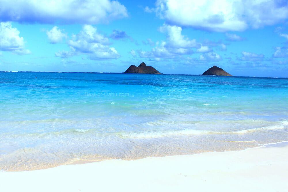 Lanikai Beach Oahu Hawaii Best Oahu Beaches