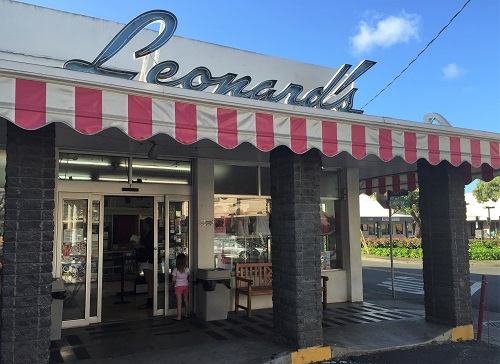 Leonards Bakery Store Front