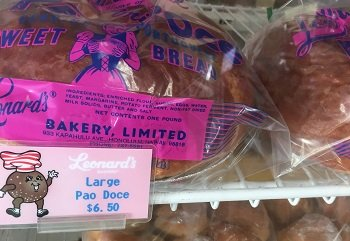 Leonards Bakery Hawaiian Sweet Bread