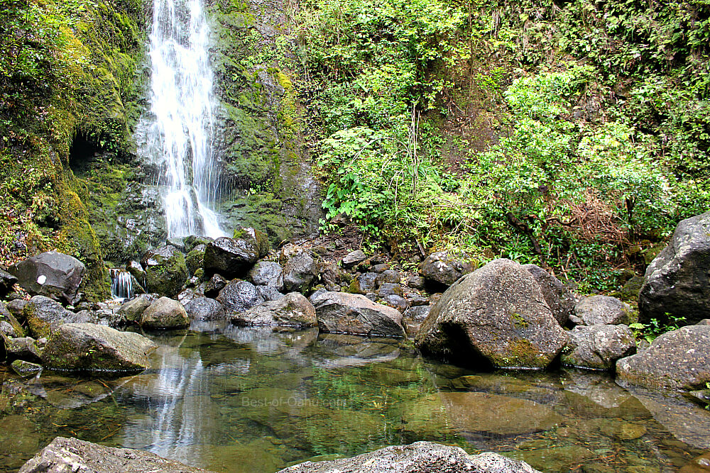 Lulumahu Waterfall
