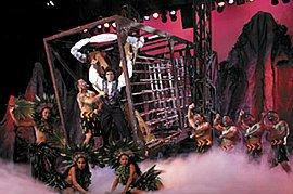Magic of Polynesia Show;