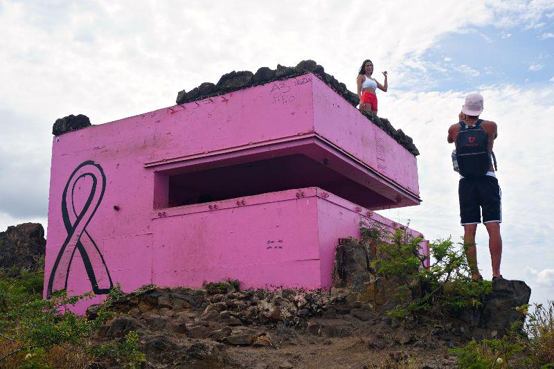 Maili Pillbox Hike