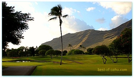 Makaha Resort Golf Course
