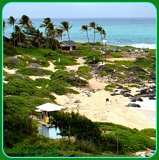 Makapuu Beach Facilities