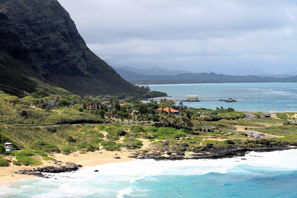 Makapu'u Beach Park on Oahu