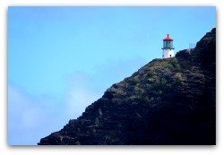 Oahu Hiking Trails - Makapuu Lighthouse