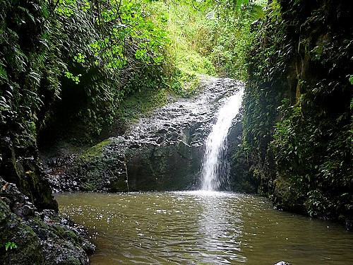Maunawili Falls Oahu