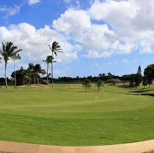 Oahu Golf Courses