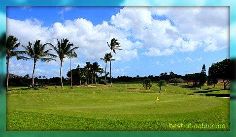 Oahu Golf Courses Ko Olina