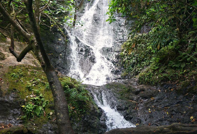 Oahu Hawaii Waterfalls