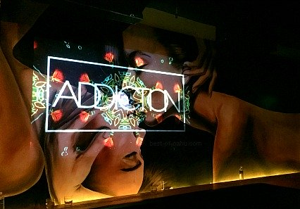 Oahu Nightlife at Addiction