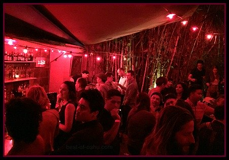 Oahu Bars - Bar35