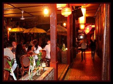 Honolulu Chinatown Nightclubs