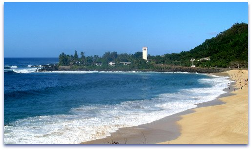 Waimea Beach, Oahu North Shore