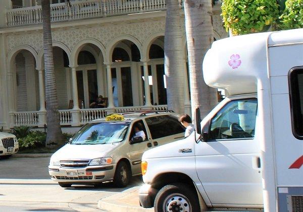 Oahu Taxi