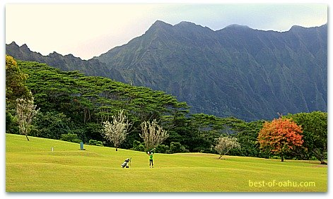 Pali Golf Course