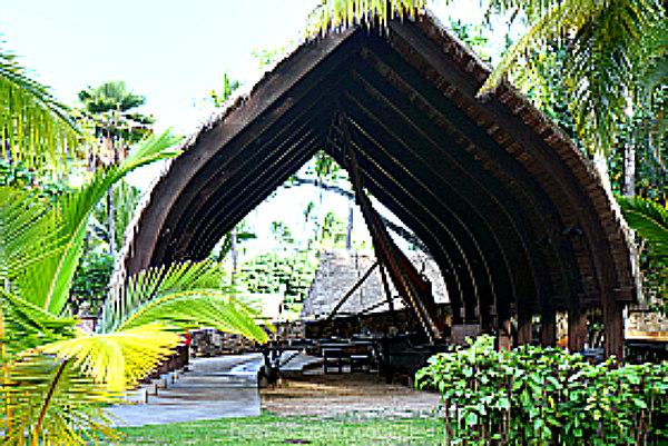 Polynesian Cultural Center Hale