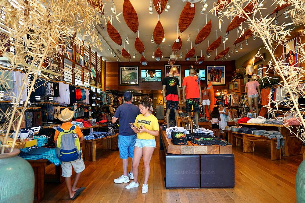 Best Shopping on Oahu