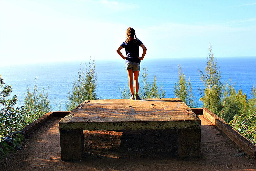 Sunset Pillbox Hike