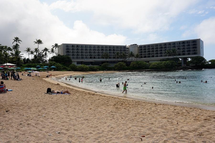 Turtle Bay Resort Beach