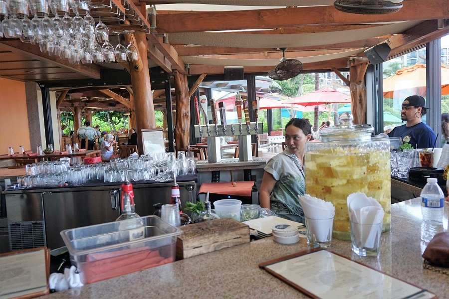 Turtle Bay Resort Bar
