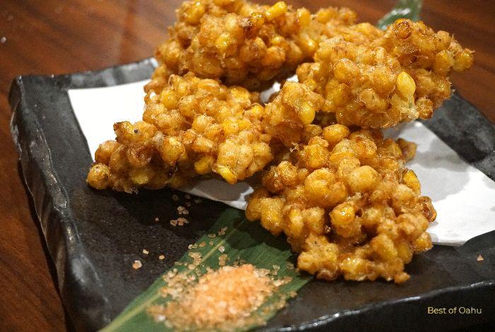 Wagoya Corn Fritter