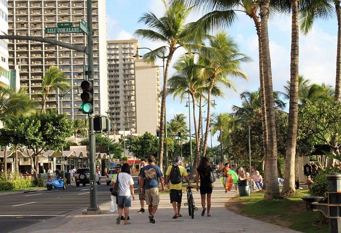 Waikiki Strip