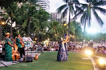 Waikiki Hula Show