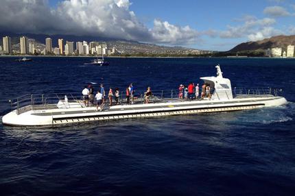Waikiki Submarine