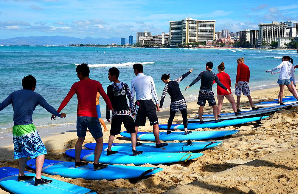 Waikiki Surf School