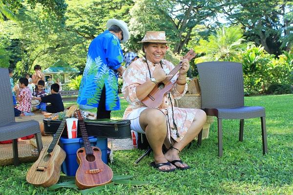 Waimea Falls Park Oahu
