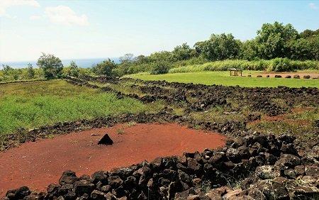 Waimea Heiau Ruins