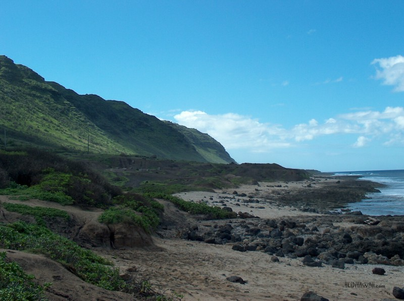 Oahu Hiking Trails - Kaena Point Trail