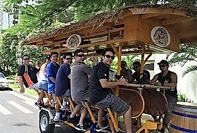 Oahu Party Bike Tour