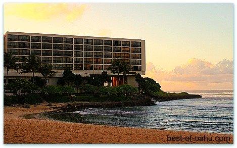 Turtle Bay Resort Sunset