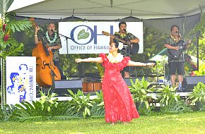 Waimea Valley Concert Series
